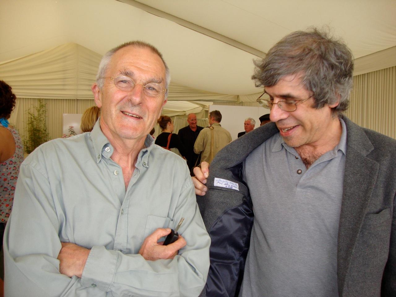 Steve Jones and JAC2