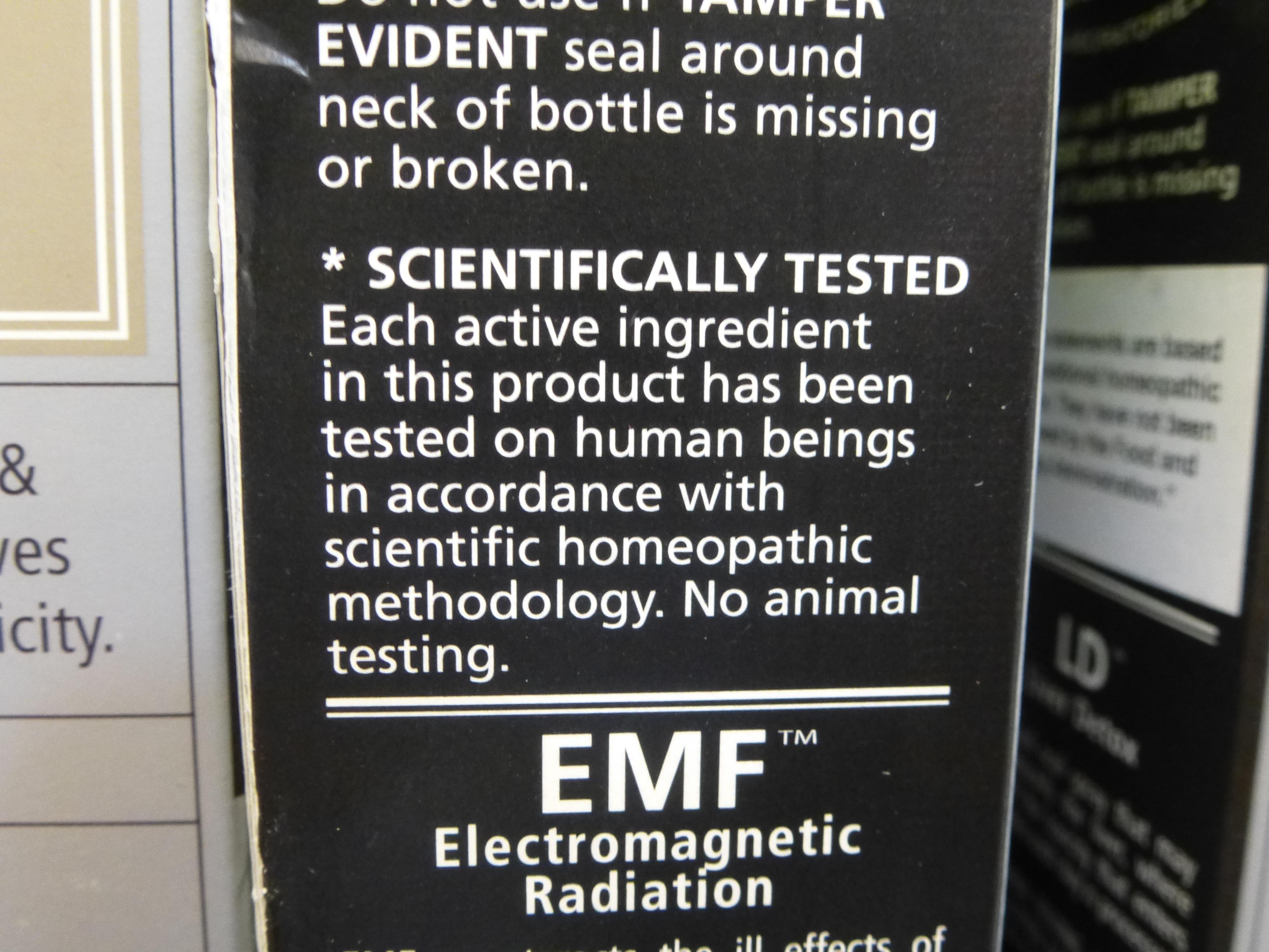 EMF Science