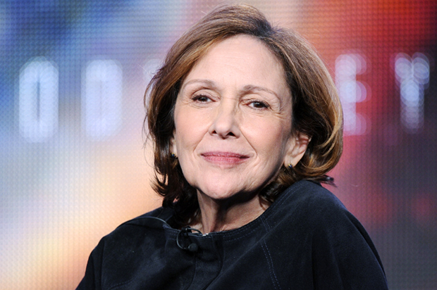 """Ann Druyan, executive producer/writer of """"Cosmos"""", participates in Fox Broadcasting Company's part of the Television Critics Association (TCA) Winter 2014 presentations in Pasadena,"""