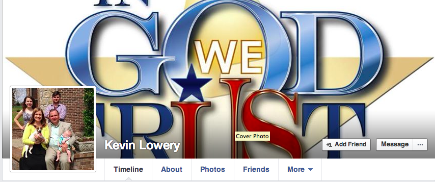 Lowery FB page header