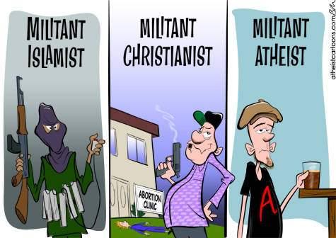 militantatheist