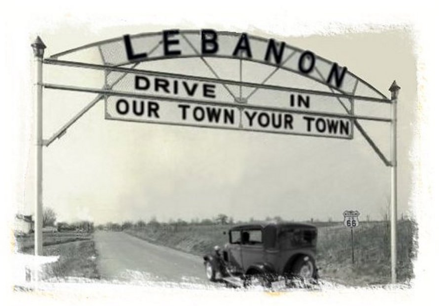 From the Route 66 Museum and Research Center http://lebanon-laclede.lib.mo.us/Museum.html