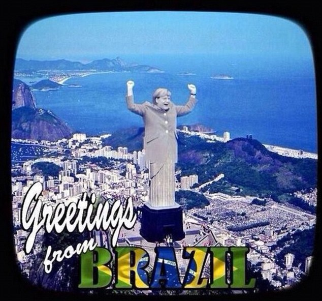 Brazilian Merkel