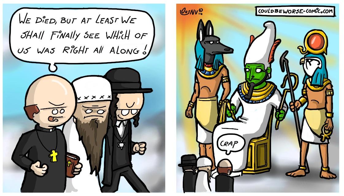 Judgement Hall of Osiris