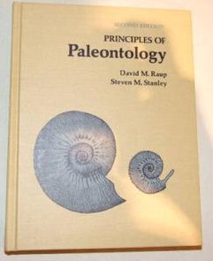 Principles of Paleontology (2nd edition, 1978).