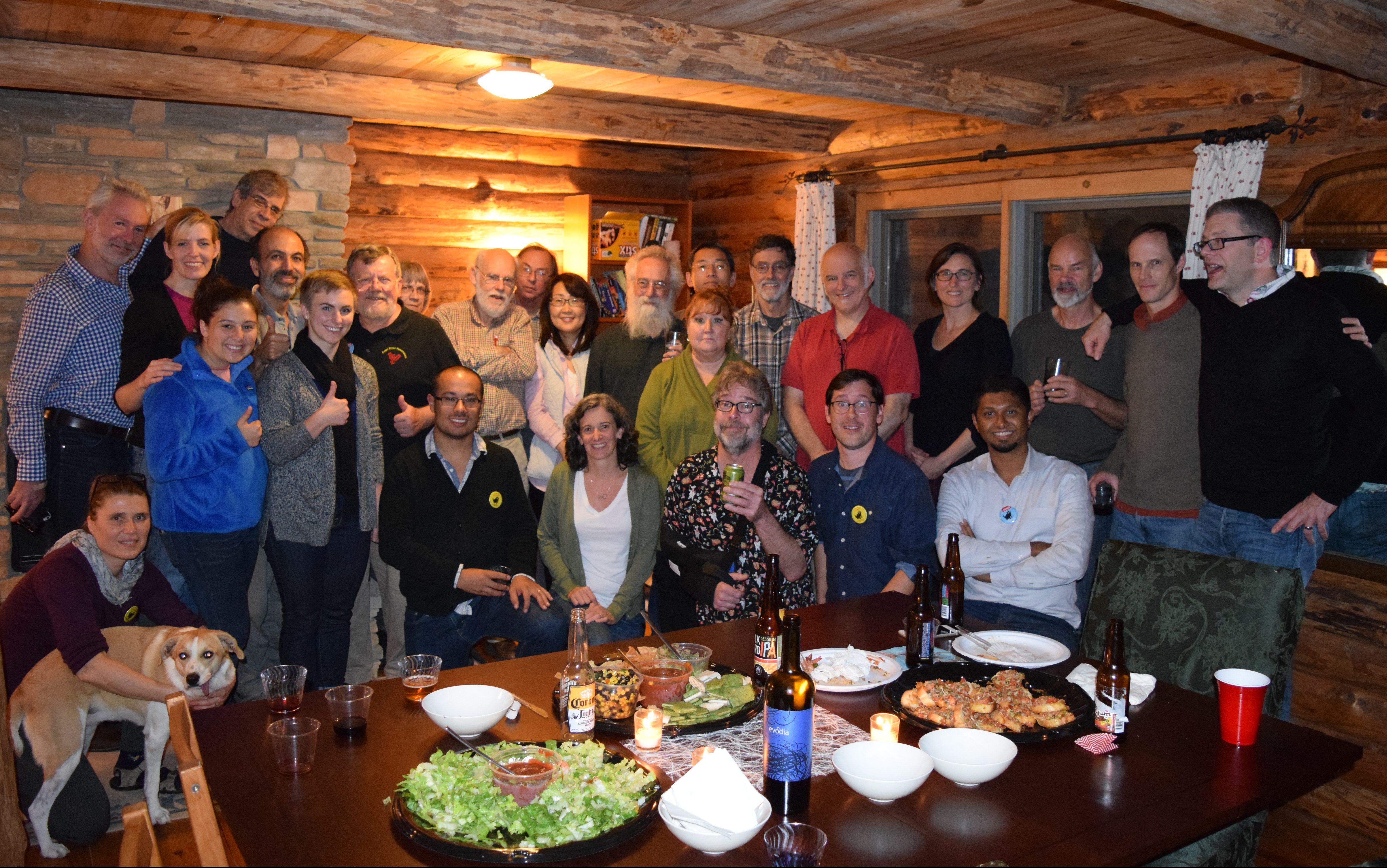 CoyneFest group photo