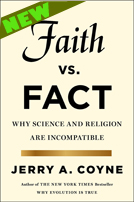 Faith vs Fact book cover