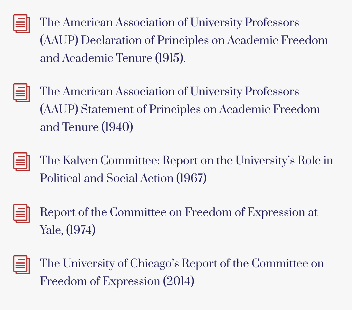 A new and powerful organization to preserve freedom of expression in universities